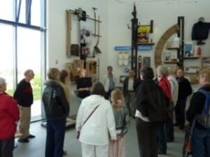 Guide på Geomuseet